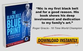 The Black Belt Blueprint is a new framework that will help you improve your brazilian jiu jitsu as quickly and efficiently as possible.